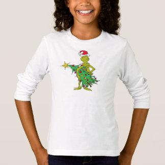 Classic Grinch | Naughty T-Shirt