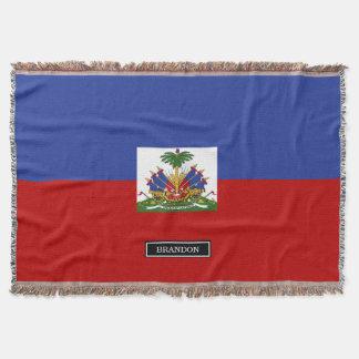 Classic Haitian Flag