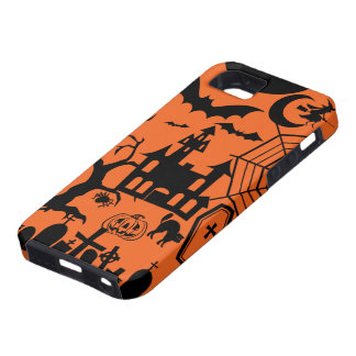 Classic Halloween Collage iPhone 5 Case