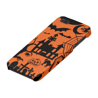 Classic Halloween Collage iPhone 5 Covers