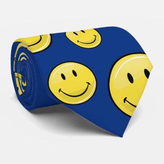 Classic Happy Face Tie