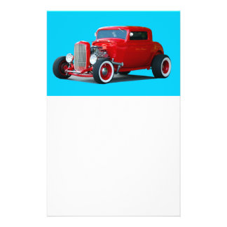 Classic Hot-Rod 14 Cm X 21.5 Cm Flyer
