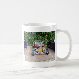 Classic Hot Rod Roadster Coffee Mugs