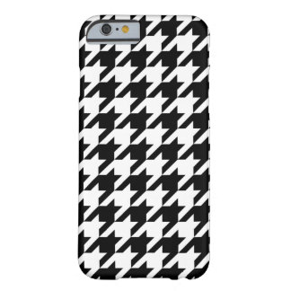 Classic Houndstooth Pattern iPhone 6 case
