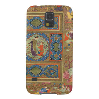 Classic Indian panel design Galaxy S5 Cover
