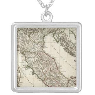 Classic Italian Map Jewelry
