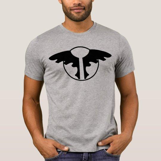Classic Jackdaw Emblem T-Shirt