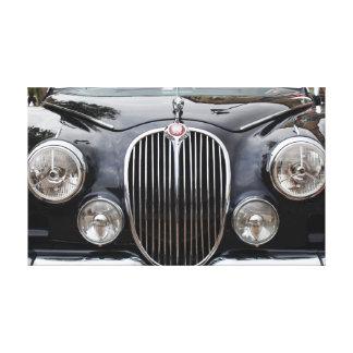 Classic Jaguar Canvas