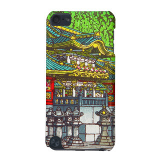 Classic japanese themed oriental scenery temple iPod touch 5G cases