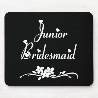 Classic Junior Bridesmaid Mouse Pad