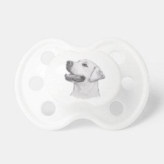 Classic Labrador Retriever Dog profile Drawing Dummy