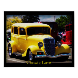 Classic Love Poster