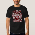 Classic Manchester United Crest T-Shirt