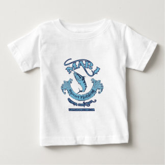 Classic Mar1 Sport Fishing Baby T-Shirt