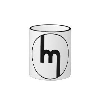 Classic Mazda emblem Ringer Mug