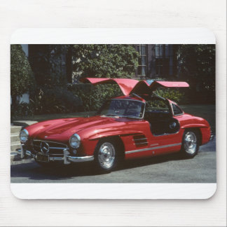 Classic Mercedes Benz Gullwing Mouse Pad