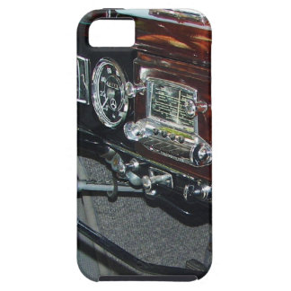 Classic Mercedes dashboard iPhone 5 Cases