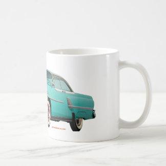 Classic_Mercury_HardTop Basic White Mug