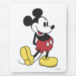 Classic Mickey Mouse Mouse Pad
