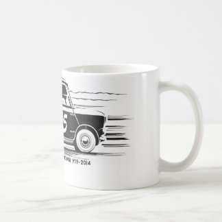 Classic Mini 55 T Shirt Coffee Mug