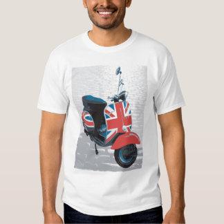 Classic Mod Scooter T-shirt