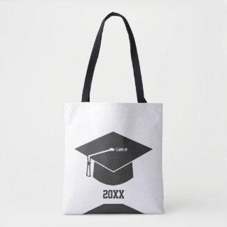 Classic Modern Graduation Tote