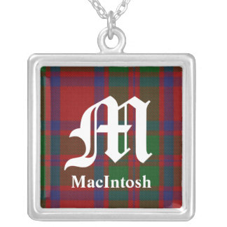Classic Monogram Clan MacIntosh Necklace