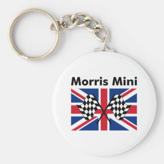Classic Morris Mini Key Ring