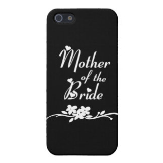 Classic Mother of the Bride iPhone 5/5S Cover