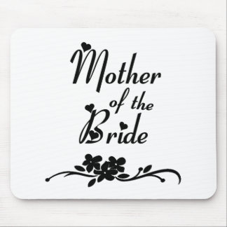 Classic Mother of the Bride Mouse Pads