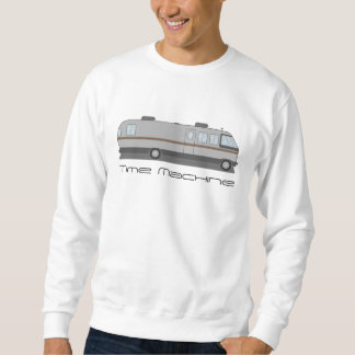 Classic Motor Home Time Machine Sweatshirt