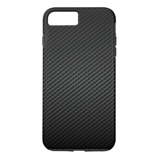 Classic Motor Racing Carbon Fibre iPhone 8 Plus/7 Plus Case