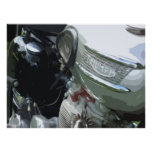 CLASSIC MOTORCYCLE 7 PRINT