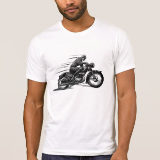 CLASSIC MOTORCYCLE IMAGE T-SHIRTS. T-Shirt