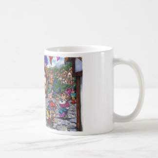 classic mug, dishwasher & microwave safe
