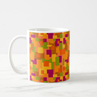 Classic Mug in Warm Autumnal Colours
