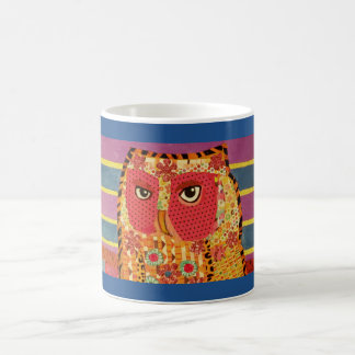 Classic Mug with Wise Owl Design