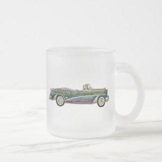 Classic Multicolor Convertible Car Coffee Mug