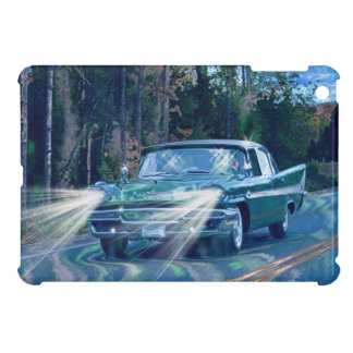 Classic Muscle Car Vehicle Collectible Cover For The iPad Mini