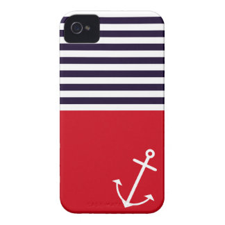 Classic Nautical iPhone 4 Cases