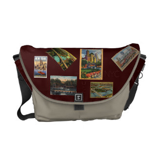 Classic New York Courier Bags