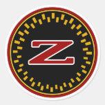 Classic Nissan Z Sticker