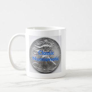 CLASSIC NUMISMATIC MUG