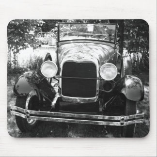 Classic Old Timer Car Mouse Pad