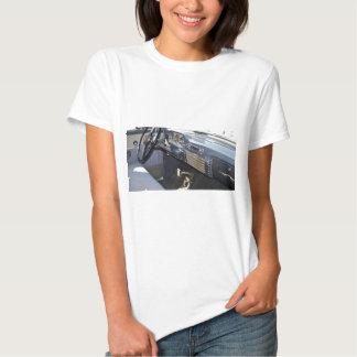 Classic Packard dashboard. T-shirt