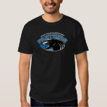 Classic Panther Mens Tee (Black)