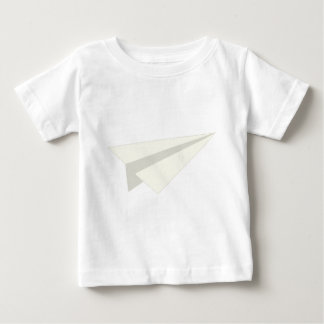 Classic Paper Aeroplane Baby T-Shirt