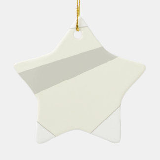Classic Paper Aeroplane Christmas Ornament