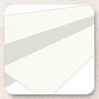 Classic Paper Aeroplane Coasters