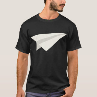 Classic Paper Aeroplane T-Shirt
